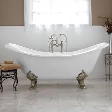 designs amazing 4 1 2 foot bathtub canada 124 acrylic claw foot