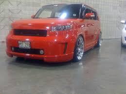 scion box car richard red box revvolution revvboards sharing automotive media