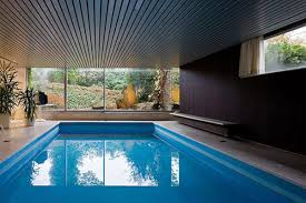Simple Pool House Emejing Indoor Home Pool Designs Images Decorating Design Ideas