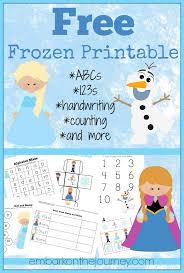free frozen printable frozen printable free printable fans
