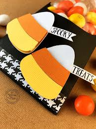 it u0027s written on the wall halloween candy corn treat boxes for