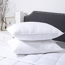 queen bed pillows amazon com langria luxury hotel collection bed pillows plush down