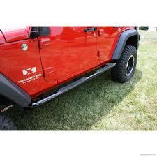 jeep wrangler side steps for sale buy side steps 3 inch black 07 16 jeep wrangler jku