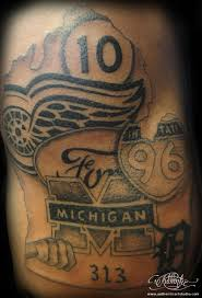 upper arm tattoos for girls michigan tattoo ideas google search tattoos pinterest