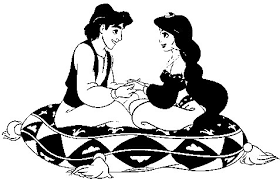 jasmine coloring pages aladdin coloring pages