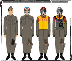 panterria royal air force enlisted pilot uniform by grand