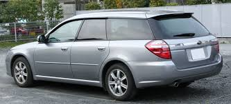 modified subaru legacy wagon file subaru legacy touring wagon bp rear jpg wikimedia commons