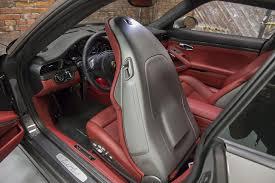 porsche agate grey interior 2015 porsche 911 turbo coupe