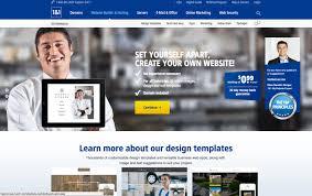 1 u00261 website builder review digital com