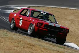 racing mustangs 1966 ford mustang vintage race car sold