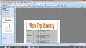 graphic design program how to convert microsoft publisher files to high resolution