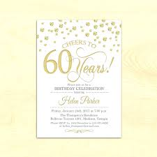 celebrate 60 birthday template invitation template for 60th birthday party printable
