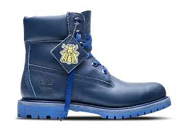 womens boots timberland style bee line blue boot limited release