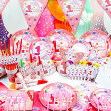 baby birthday ideas 1st birthday party supplies decorations celebration