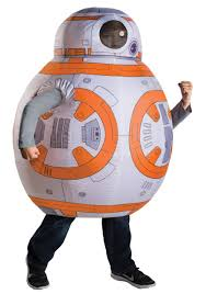 star wars child inflatable bb 8 costume costumes baby halloween
