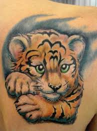 29 best cute tiger tattoos images on pinterest artists free and ps
