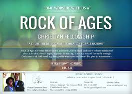 rock of ages christian fellowship
