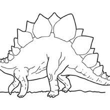 spinosaurus coloring pages hellokids com