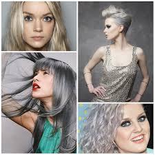 5 shades of grey hair color u2013 best hair color trends 2017 u2013 top