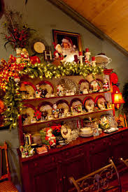 creative country home christmas decorating ideas interior design