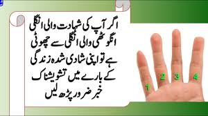 Wedding Ring On Right Hand by Wedding Ring On Right Hand Index Finger In Urdu Hindi Youtube