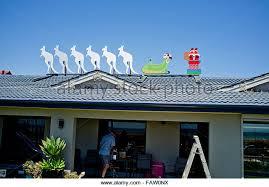 Christmas Outdoor Decorations Australia by Christmas Night Australia Stock Photos U0026 Christmas Night Australia