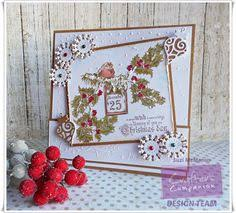 self closing gift bag using products from www crafterscompanion