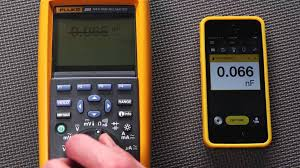 using fluke ir3000 fc connector and the fluke 289 multimeter youtube