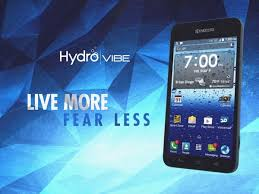 kyocera hydro vibe waterproof and shock resistant for sprint