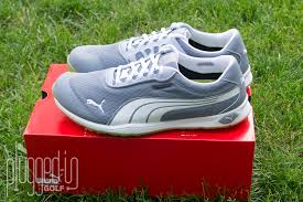 Most Comfortable Spikeless Golf Shoes Puma Biofusion Mesh Spikeless Golf Shoes Review
