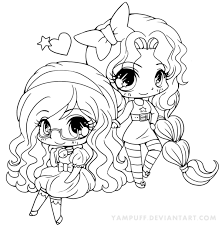 anime coloring pages wearing hat coloringstar