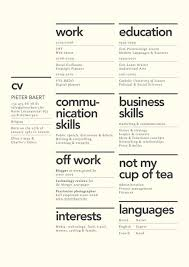 Best Skills To Have On A Resume by 111 Best Cv Resume Images On Pinterest Cv Design Resume Ideas