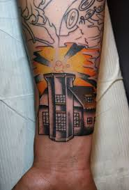traditional lighthouse tattoo lighthouses tats an art