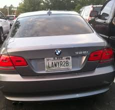 Nys Vanity Plates Law License Plates Say It Loud We U0027re Lawyers And We U0027re Proud