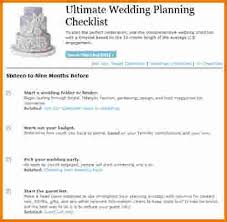 simple wedding planning 5 simple wedding planning checklist expense report