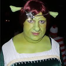 Beautiful Halloween Costumes Fast Custom Shrek Mascot Costume Character Size Movie