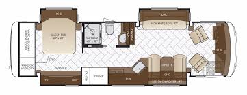 class a motorhome floor plans 2018 newmar new aire class a diesel 3343 holiday world of willis