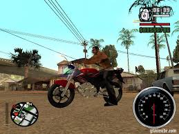 game pc mod indonesia gta san andreas yamaha v ixion red indonesia mod gtainside com
