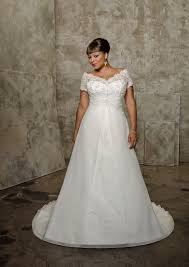 wedding dresses plus size uk shoulder beading lace chapel plus size wedding dress on