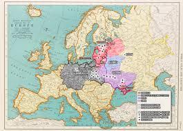 German States Map by Generalplan Ost States Map By Der Himmelstern On Deviantart