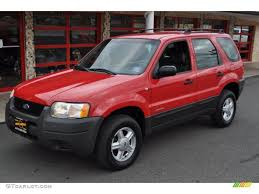 Ford Escape Colors - 2002 ford escape information and photos zombiedrive