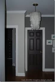 the surprising color every room needs black interior doors