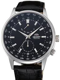 travel watch images Orient adeventurer automatic travel watch with power reserve meter jpg