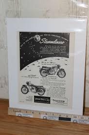184 best vintage triumph motorcycles images on pinterest triumph