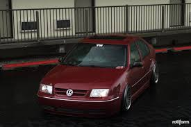 volkswagen wagon slammed slammed jetta mk4 sitting low on rotiform custom wheels u2014 carid