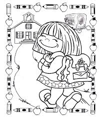 beautiful first day of coloring page 21 for coloring site
