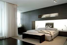 Chambre Mur Et Noir Chambre à Coucher Chambre Avec Mur Accent Noir Rideaux Blancs