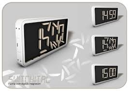 Cool Digital Clocks Beginbeing Curated Inspiration 1 17 10 1 24 10
