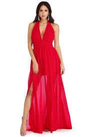 halter dress sale yanelli chiffon halter dress