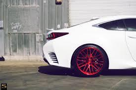 lexus rims with tires lexus rc 350 f sport black di forza bm13 savini wheels
